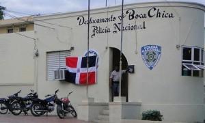 Destacamento de Boca Chica