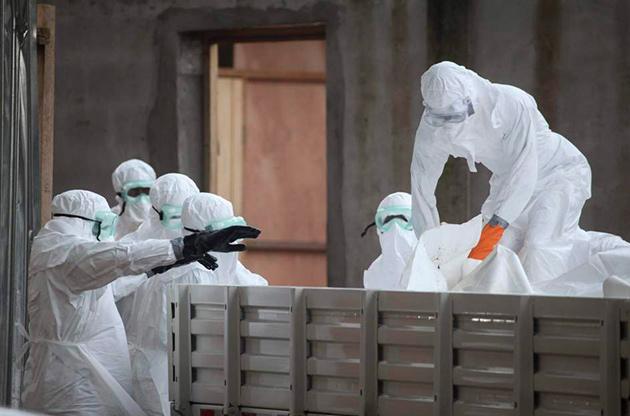 Ebola Fuera De Peligro