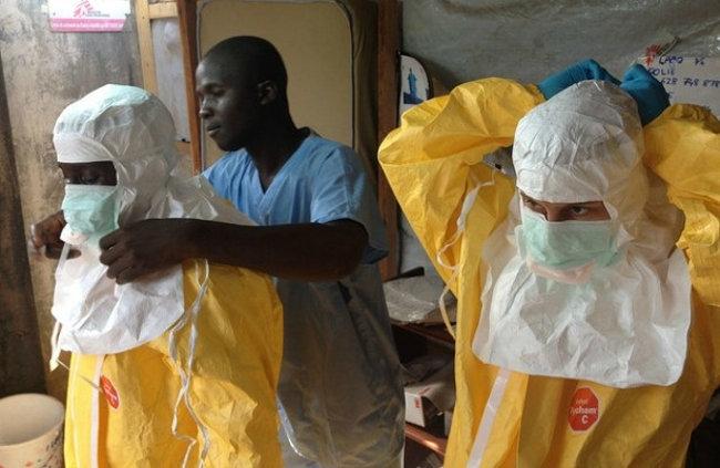 Ebola..