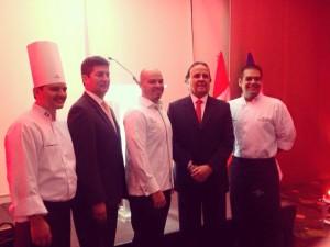 En-la-Foto-Chef-Jorge-Chavarri-Arvey-Benavides-Franklin-Avendaño-Enrique-Palacios-Chef-Gustavo-Valcárcel