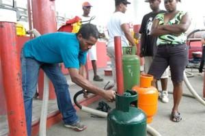 Envasadoras de gas propano