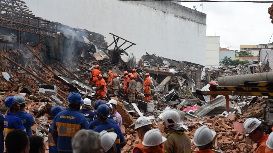 BRAZIL-EXPLOSION
