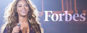 Beyoncé se corona como la celebridad más poderosa del mundo, según Forbes
