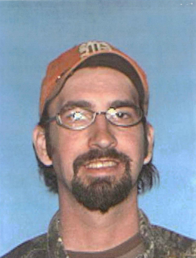 Texas County Sheriff's Department photo of Joseph Jesse Aldridge the suspect in a shooting spree that left seven people dead in a south-central Missouri town