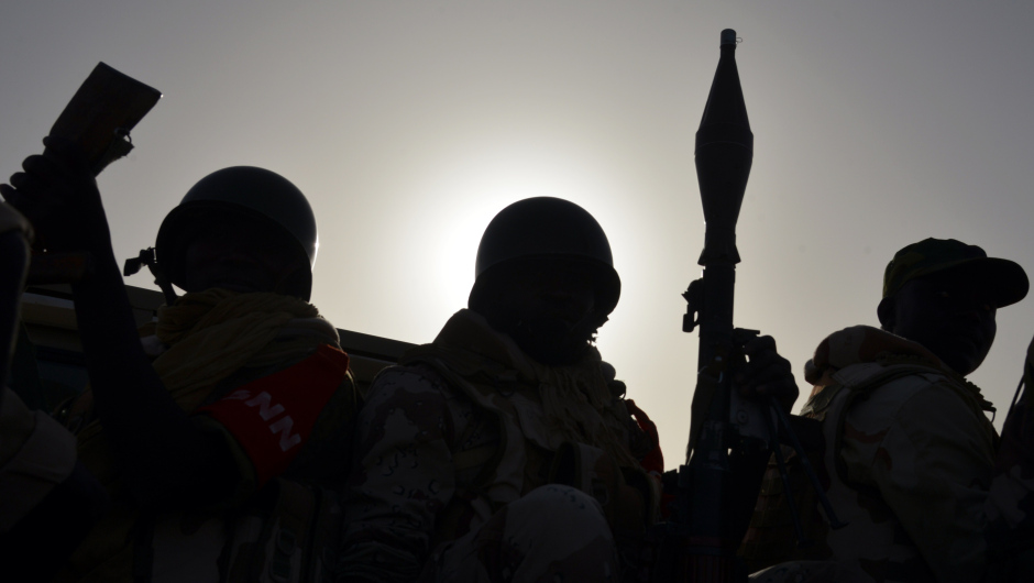 NIGER-UNREST-ISLAMISTS-NIGERIA