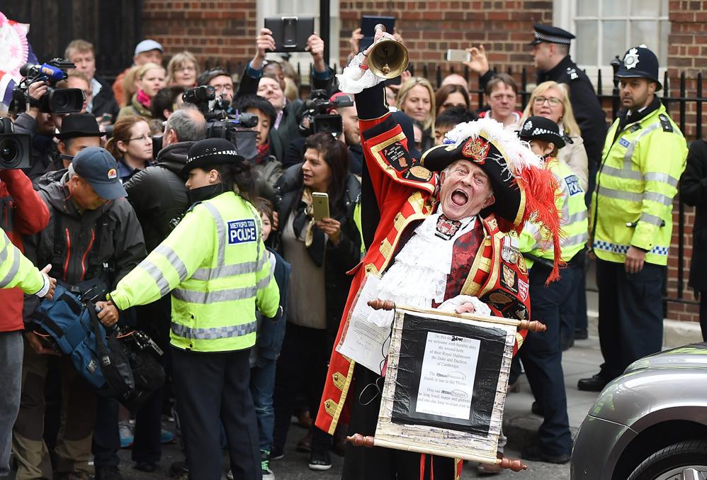 Duchess of Cambridge goes into labor
