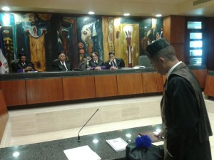 Rigoberto Rosario, abogado de ADOCCO.