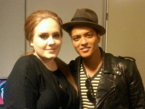 La crítica de Bruno Mars a Adele
