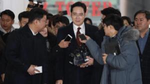Fiscalía surcoreana emite una orden de arresto contra el heredero de Samsung