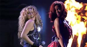 Shakira-Rihanna