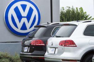 The-logo-of-German-car-maker-Volkswagen