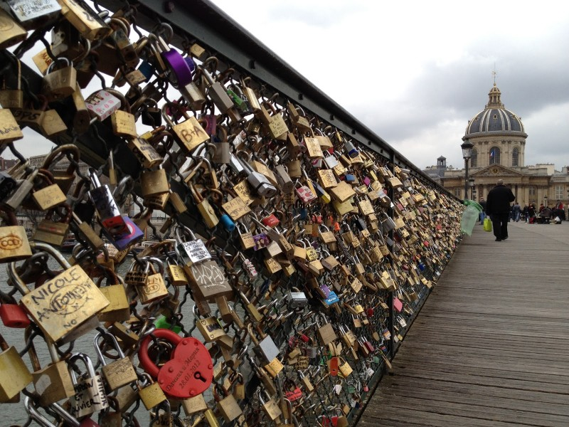 candados paris