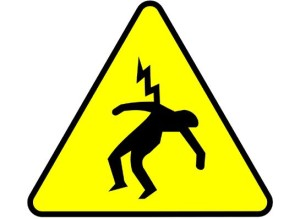 electrocutado