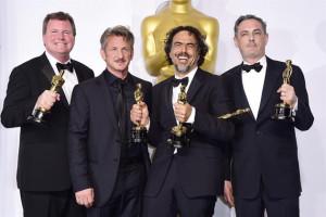 """Sean Penn y su broma sobre """"quién le dio la green card"""" a González Iñárritu"""