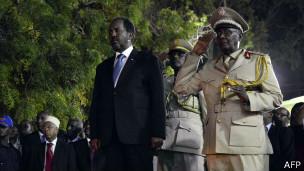 preidente de somalia