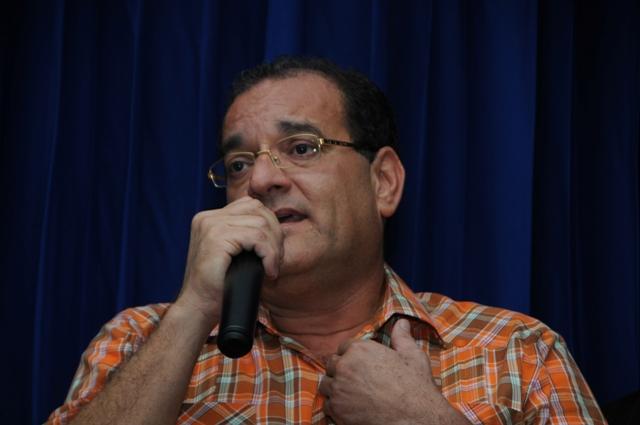 El empresario Winston Rizik Rodriguez.Hoy/Nicolas Monegro.4/9/14