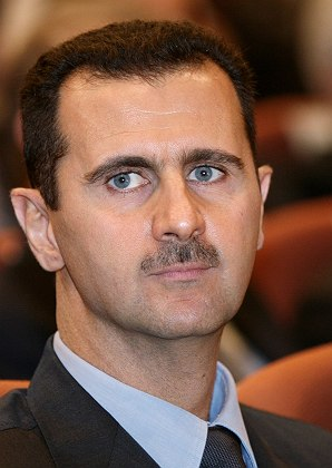 Syrian President al-Assad attends opening of 4th Conference of Journalists Union in Damascus