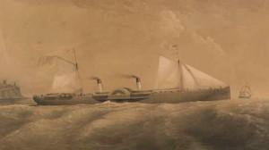 titanic siglo XIX